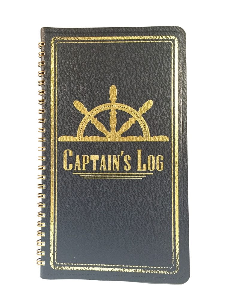 Captain's Log - Tidelog