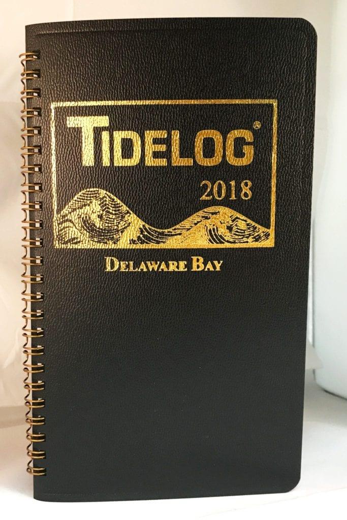 Delaware Bay Tidelog