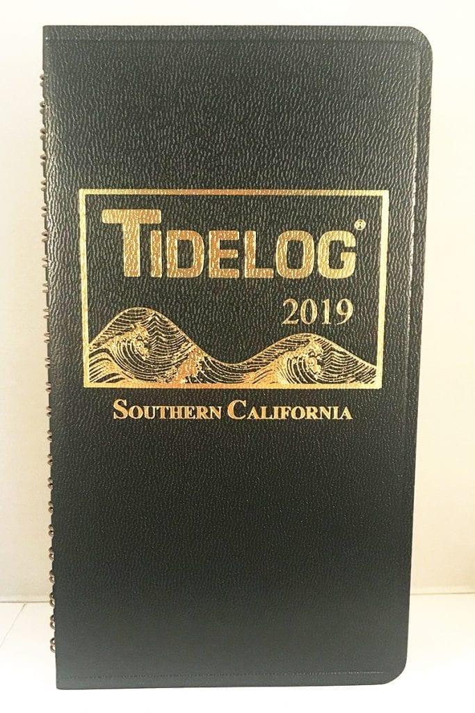 Southern California Tidelog