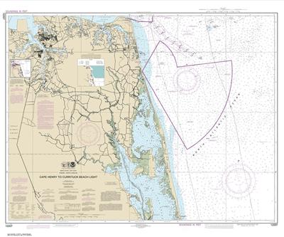 12207 - Cape Henry to Currituck Beach Light