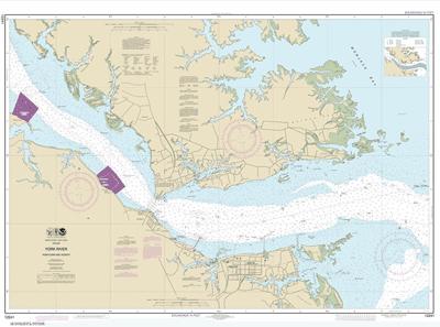 12241 - York River Yorktown and Vicinity