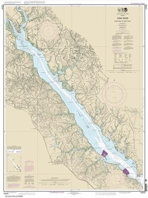 12243 - York River Yorktown to West Point