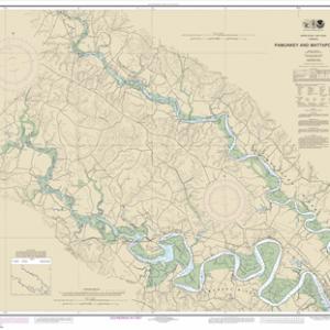 12244 - Pamunkey And Mattaponi Rivers