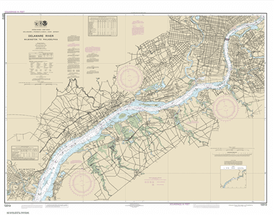 12312 - Delaware River Wilmington to Philadelphia