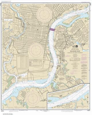 12313 - Philadelphia and Camden Waterfronts