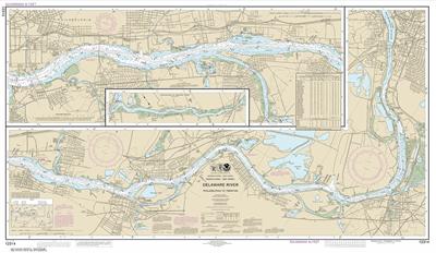 12314 - Delaware River Philadelphia to Trenton