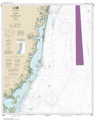 12323 - Sea Girt to Little Egg Inlet