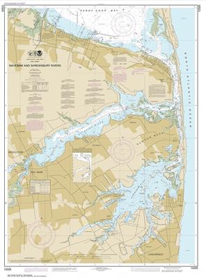 12325 - Navesink And Shrewsbury Rivers