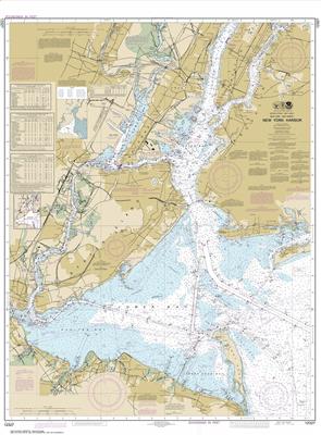 12327 - New York Harbor