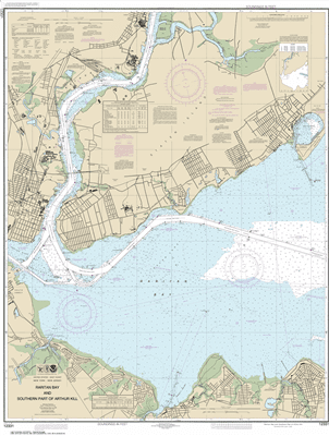 12331 - Raritan Bay and Southern Part of Arthur Kill