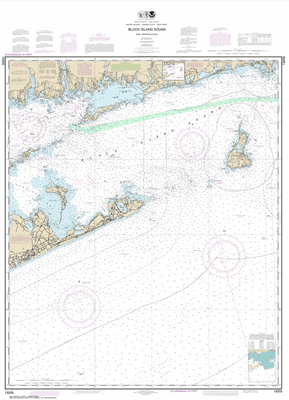 13205 - Block Island Sound and Approaches