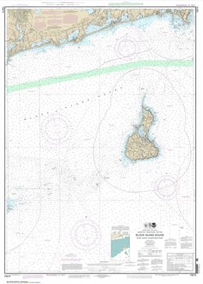 13215 - Block Island Sound Point Judith to Montauk