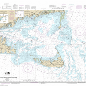 13237 - Nantucket Sound and Approaches