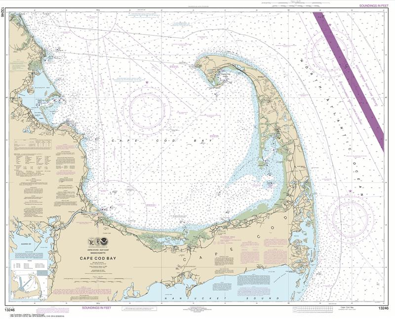 13246 - Cape Cod Bay