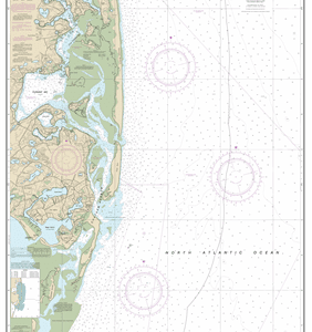 13248 - Chatham Harbor and Pleasant Bay
