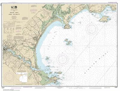 13287 - Saco Bay and Vicinity