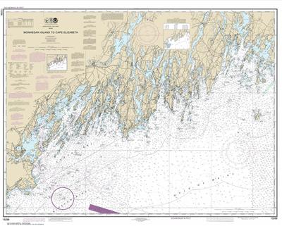 13288 - Monhegan Island to Cape Elizabeth