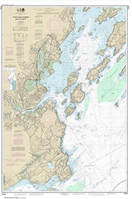 13292 - Portland Harbor and Vicinity