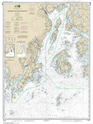 13302 - Penobscot Bay and Approaches