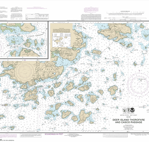 13315 - Deer Island Thorofare and Casco Passage