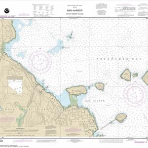 13323 - Bar Harbor Mount Desert Island