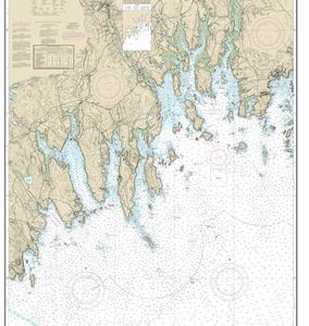 13324 - Tibbett Narrows to Schoodic Island