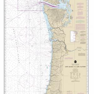 18003 - Cape Blanco to Cape Flattery