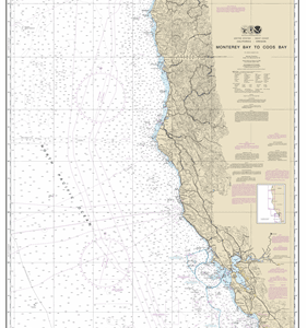 18010 - Monterey Bay to Coos Bay