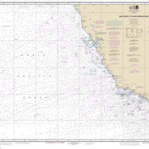 18020 - San Diego to Cape Mendocino