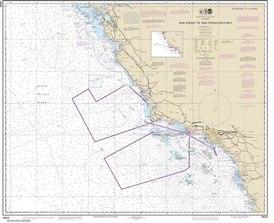 18022 - San Diego to San Francisco Bay