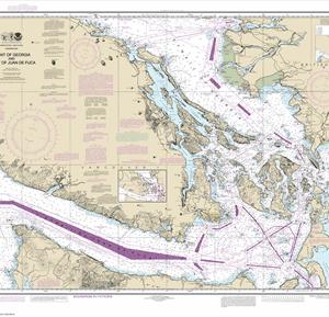18400 - Strait of Georgia and Strait of Juan de Fuca