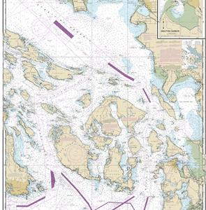 18421 - Strait of Juan de Fuca to Strait of Georgia; Drayton Harbor