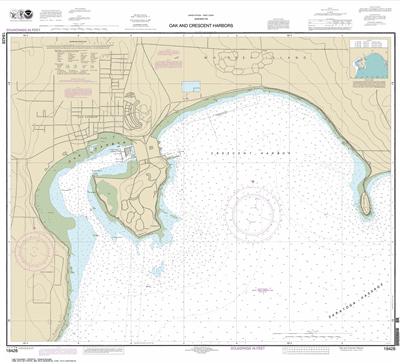 18428 - Oak and Crescent Harbors