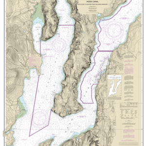 18458 - Hood Canal-South Point to Quatsap Point including Dabob Bay