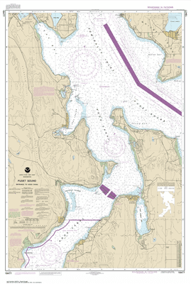 18477 - Puget Sound-Entrance to Hood Canal