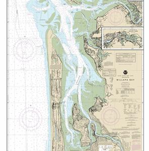 18504 - Willapa Bay; Toke Pt.