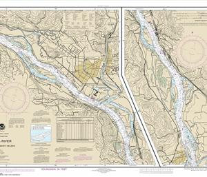 18524 - Columbia River Crims Island to Saint Helens