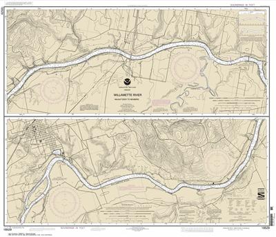18529 - Willamette River Walnut Eddy To Newburg