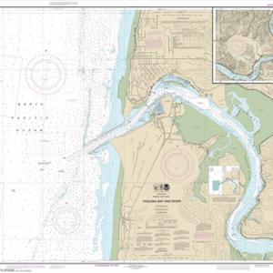 18581 - Yaquina Bay and River;Continuation of Yaquina River