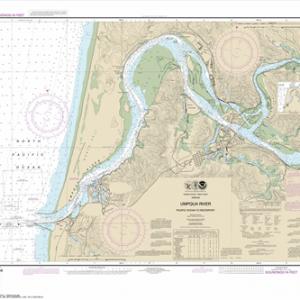 18584 - Umpqua River Pacific Ocean to Reedsport