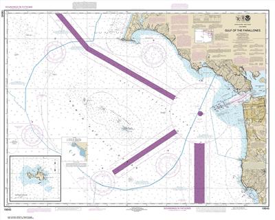 18645 - Gulf of the Farallones; Southeast Farallon