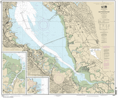 18651 - San Francisco Bay-southern part; Redwood Creek; Oyster Point