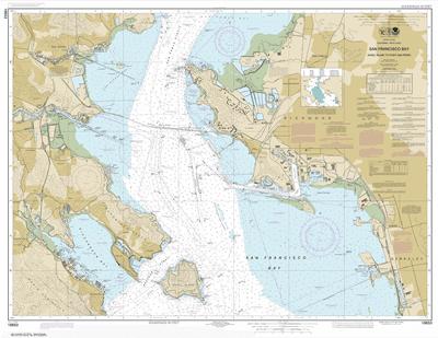 18653 - San Francisco Bay-Angel Island to Point San Pedro
