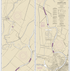 18664 - Sacramento River Sacramento to Fourmile Bend