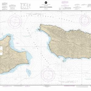 18728 - Santa Cruz Channel