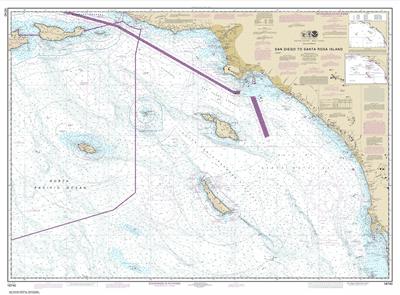 18740 - San Diego to Santa Rosa Island