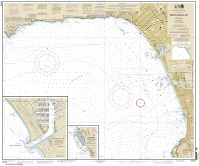 18744 - Santa Monica Bay; King Harbor