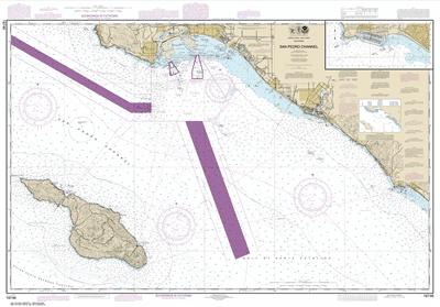 18746 - San Pedro Channel; Dana Point Harbor