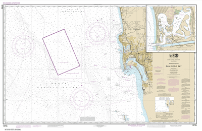 18765 - Approaches to San Diego Bay; Mission Bay