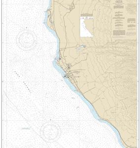 19348 - Approaches to Lahaina, Island of Maui